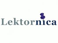 logotip Lektornica
