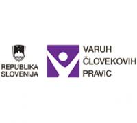 logotip Varuh človekovih pravic