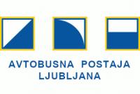 logotip Avtobusna postaja Ljubljana