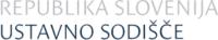 logotip Ustavno sodišče